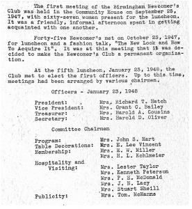 BBNC Founding Document
